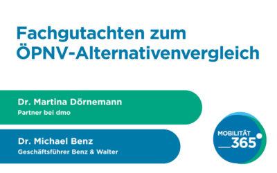 Vortrag Dr. Martina Dörnemann und Dr. Michael Benz