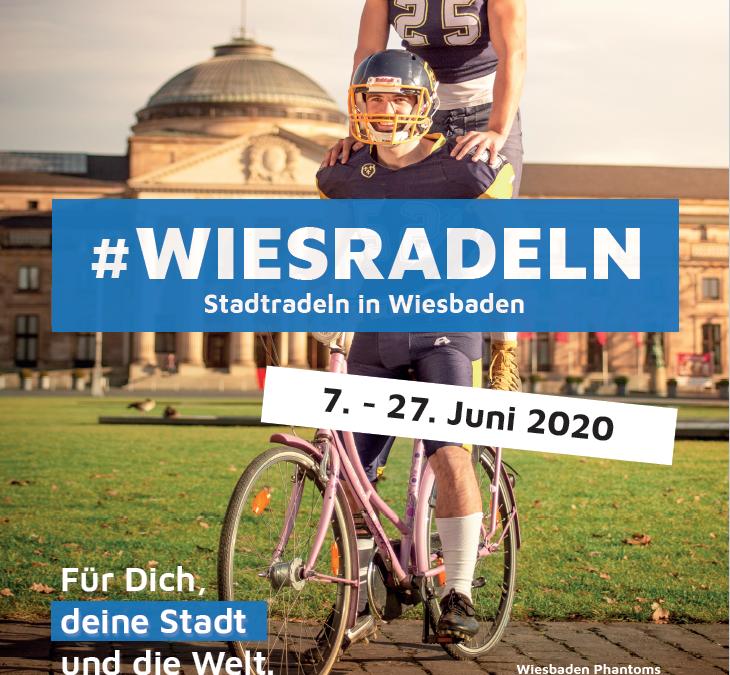 Wiesbaden radelt wieder für ein besseres Klima