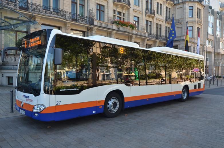 Fahrscheinverkauf im Bus startet zum Teil wieder