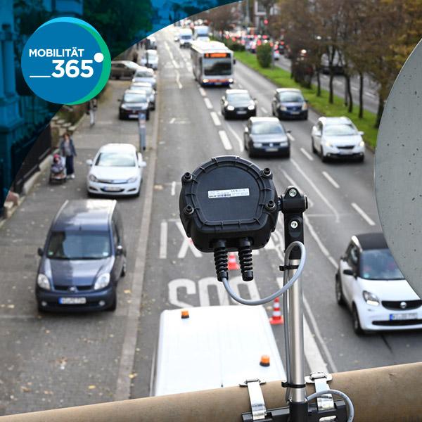 Wiesbaden kommt bei Digitaler Verkehrssteuerung schnell voran