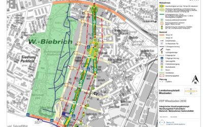 Verkehrsentwicklungsplan Wiesbaden 2030 (Anhang)