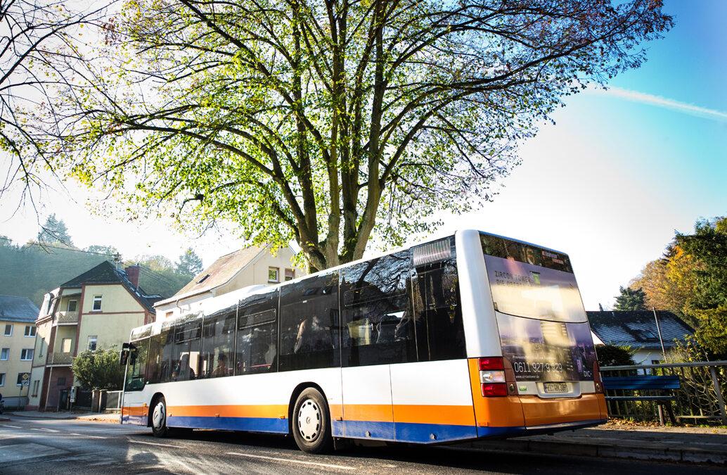 ESWE Verkehr kehrt zum Fahrplan wie in Schulzeiten zurück