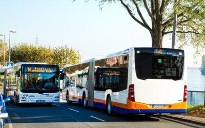 Bald mehr Platz in Bussen für Kinderwagen, Rollatoren und Fahrräder