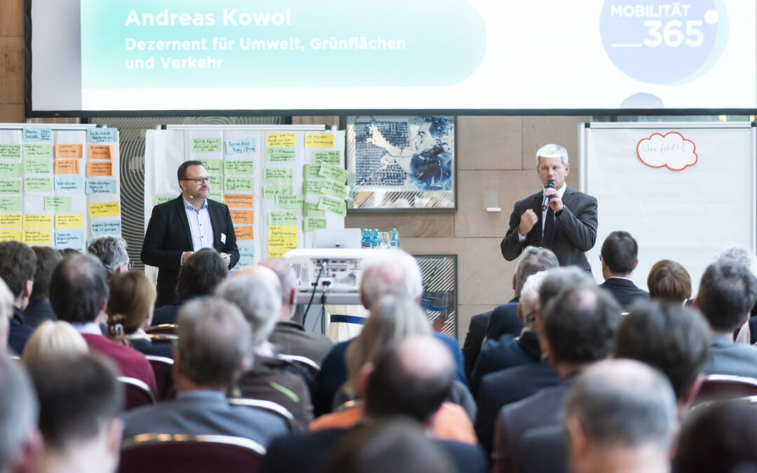 Bürgerforum zum neuen Mobilitätsleitbild  der Landeshauptstadt Wiesbaden
